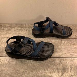 Chaco Blue Mens Z/Cloud Sandals Size 9